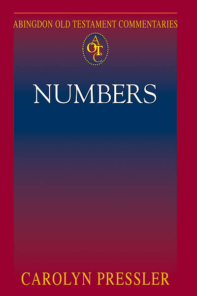 Picture of Abingdon Old Testament Commentaries: Numbers - eBook [ePub]