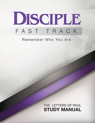 Picture of Disciple Fast Track Remember Who You Are The Letters of Paul Study Manual - eBook [ePub]
