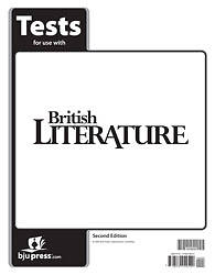 Picture of British Literature Tests Grd 12 2nd Edition
