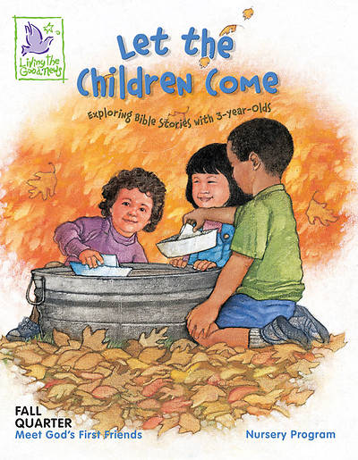 Let the Children Come Fall Childs Booklet