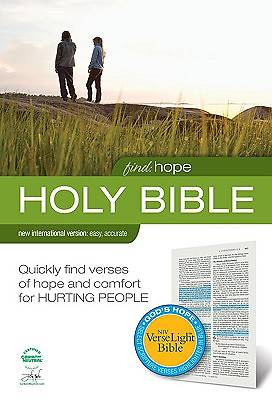 Find Hope: New International Version Verselight Bible