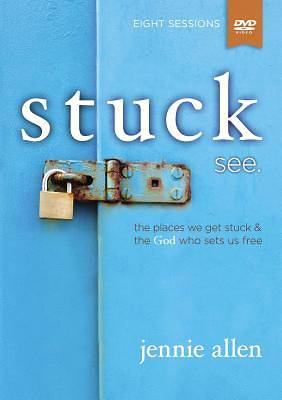 Picture of Stuck DVD Only