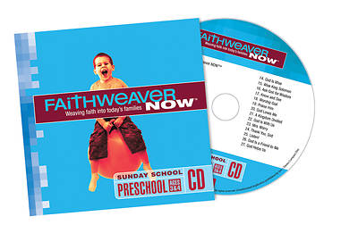 FaithWeaver Now Preschool CD, Winter 2017