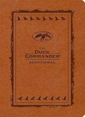 Picture of The Duck Commander Devotional Leathertouch Edition