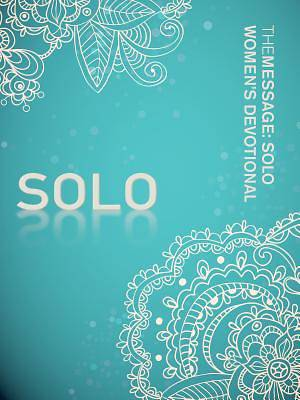 Picture of The Message Solo Women's Devotional