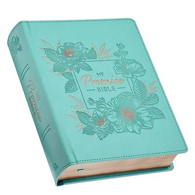 Picture of My Promise Bible Square Teal