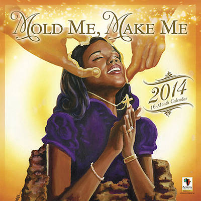 Mold Me, Make Me 2014 Wall Calendar