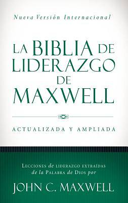 Picture of La Biblia de Liderazgo de Maxwell NVI
