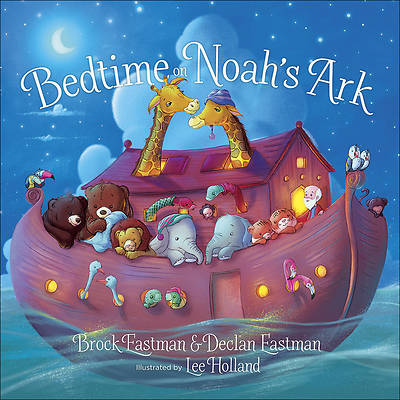 Picture of Bedtime on Noah's Ark