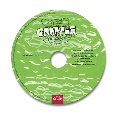 Picture of Group's Grapple Preteen DVD Summer 2013