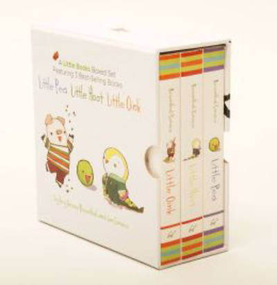 Picture of A Little Books Boxed Set Featuring Little Pea, Little Hoot, Little Oink