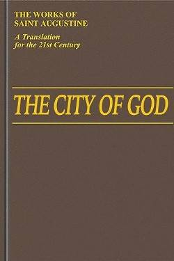 The City of God Books 1-10