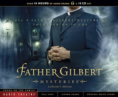 Father Gilbert Mysteries Collector's Edition CD