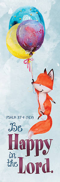 Picture of Be Happy in the Lord Bookmark