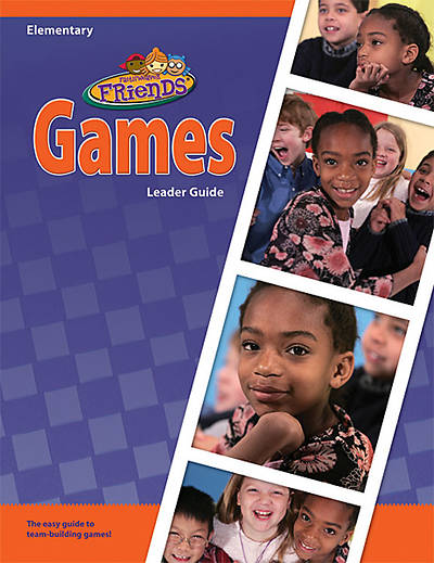 Groups Faithweaver Friends Elementary Games Leader Guide Fall 2012