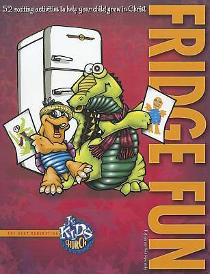 Picture of Wonderfully Made Fridge Fun Book