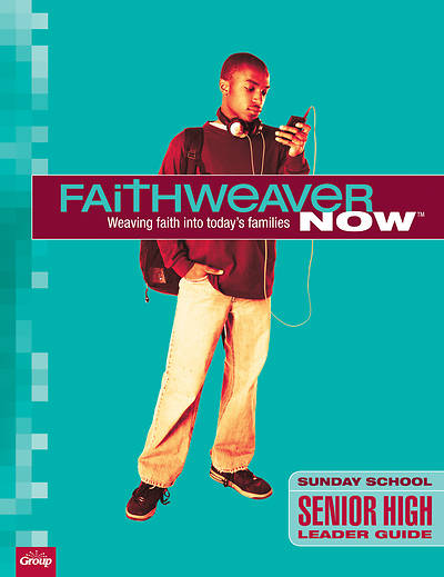 Picture of FaithWeaver Now Senior High Leader Guide Fall 2019