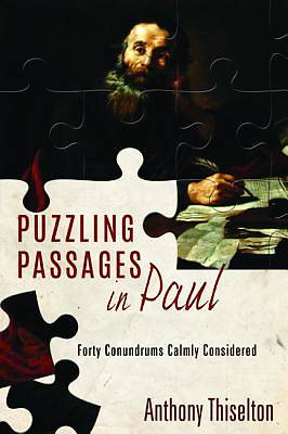 Picture of Puzzling Passages in Paul