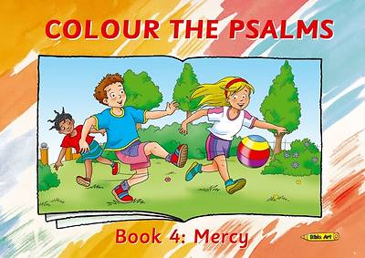 Colour the Psalms 4