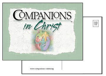 Picture of Companions in Christ Postcard (Package of 25)