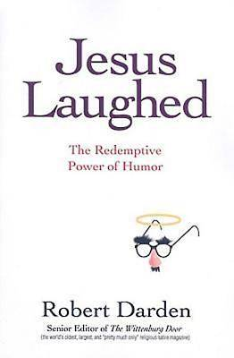 Jesus Laughed