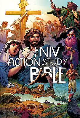Picture of The NIV Action Study Bible