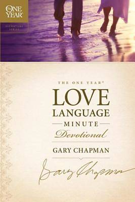 Picture of The One Year Love Language Minute Devotional - eBook [ePub]