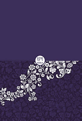 Picture of The Passion Translation New Testament (2020 Edition) Compact Violet