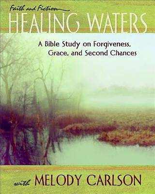 Picture of Healing Waters -  Women's Bible Study Participant Book