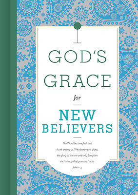 Picture of God's Grace for New Believers