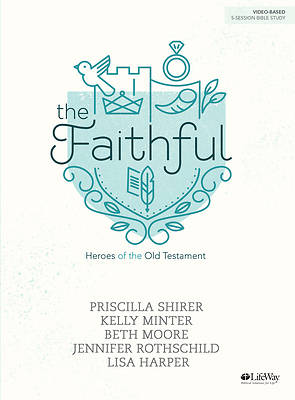 Picture of The Faithful - Bible Study Book