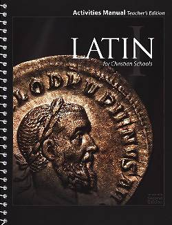 Picture of Latin 1 Teacher Activity Manual 2nd Edition