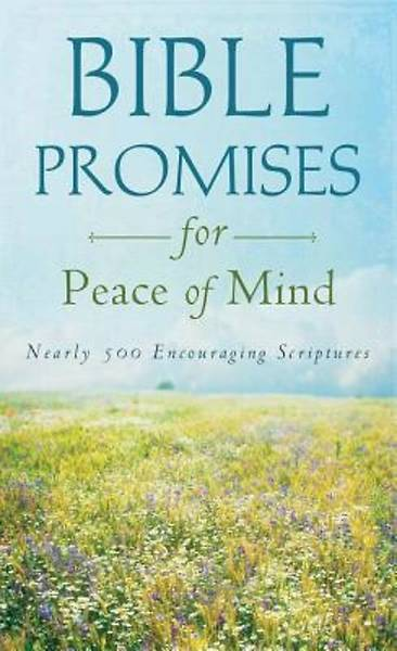 Picture of Bible Promises for Peace of Mind