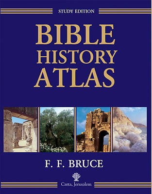 Picture of Bible History Atlas