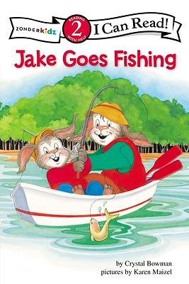 Picture of Jake Goes Fishing