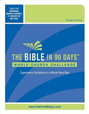 The Bible in 90 Days Whole-Church Challenge Kit