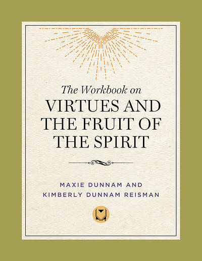 Picture of The Workbook on Virtues & the Fruit of the Spirit