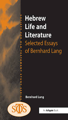 Picture of Hebrew Life and Literature