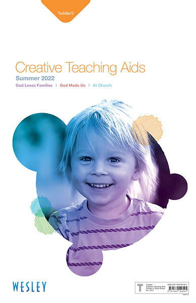 Wesley Toddler Creative Teaching Aids Summer