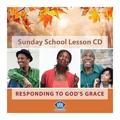UMI Sunday School Audio CD Fall 2019
