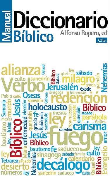 Picture of Diccionario Manual Biblico