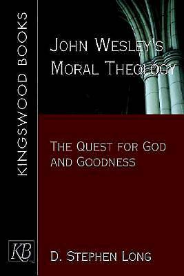 Picture of John Wesley's Moral Theology