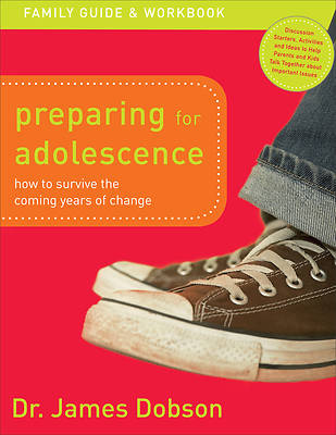 Picture of Preparing for Adolescence Family Guide and Workbook