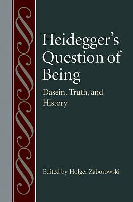 Picture of Heidegger's Question of Being