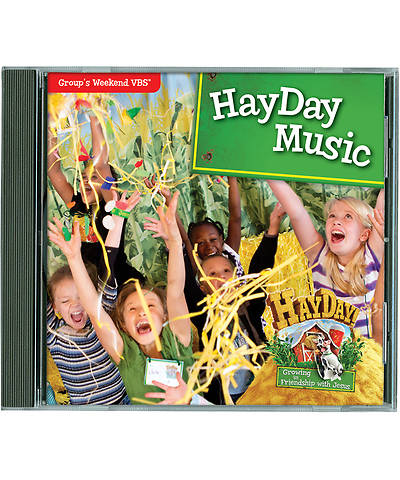 Group VBS 2013 Weekend HayDay Music CD (Participant Version)