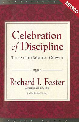 Celebration of Discipline MP3 CD