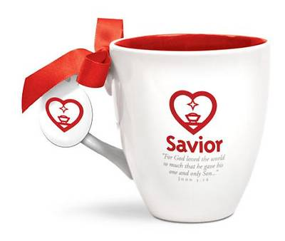 Savior Ceramic Christmas Mug