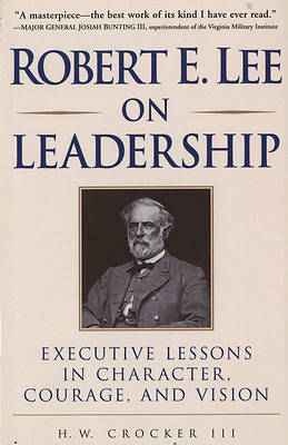 Picture of Robert E. Lee on Leadership