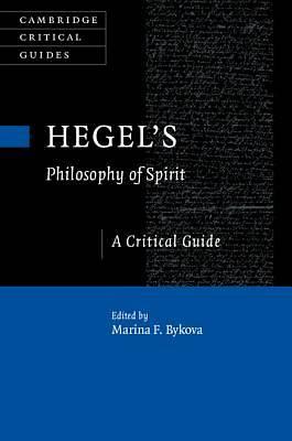 Picture of Hegel's Philosophy of Spirit