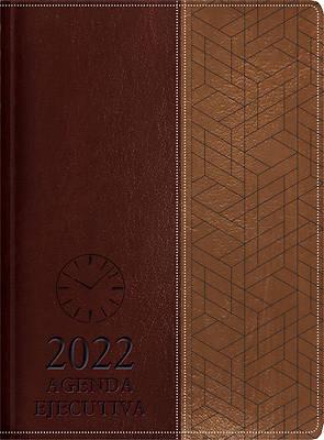 Picture of 2022 Agenda Ejecutiva - Tesoros de Sabiduría - Marrón Y Beige